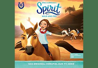 Spirit - Das Große Rennen(6)-Hörspiel zur TV-Serie  - (CD)