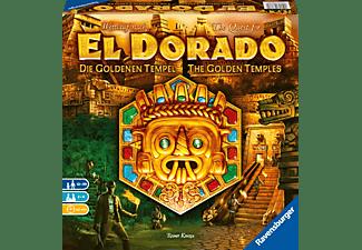 RAVENSBURGER El Dorado: Die goldenen Tempel Gesellschaftsspiel Mehrfarbig