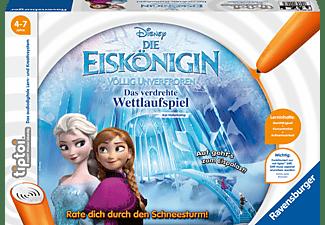 RAVENSBURGER Die Eiskönigin völlig unverfroren - Das verdrehte Wettlaufspiel tiptoi Spiele/Puzzles Mehrfarbig