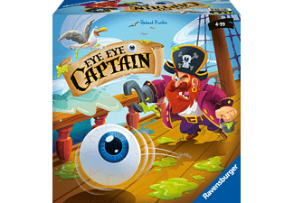RAVENSBURGER Eye Eye Captain Gesellschaftsspiel Mehrfarbig