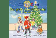 Conni - Karoline Sander: Conni-Der Große Adventskalender - (CD)
