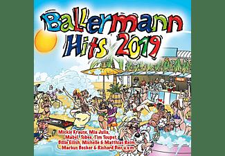 VARIOUS - Ballermann Hits 2019  - (CD)