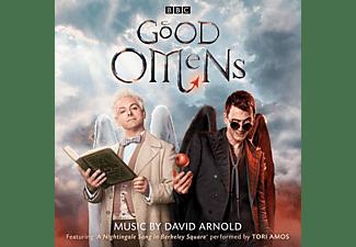 Ost-original Soundtrack Tv - Good Omens  - (CD)