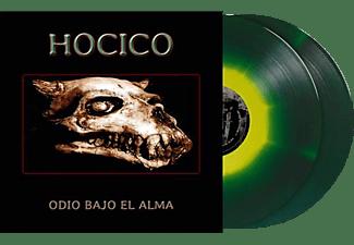 Hocico - Odio Bajo El Alma (Ltd.Gatefold/Colored 2LP)  - (Vinyl)