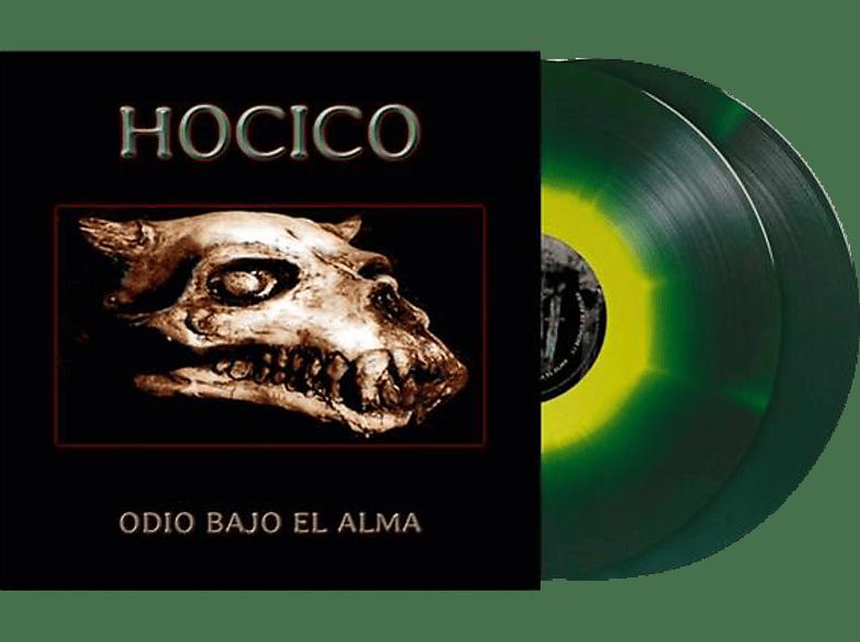 Hocico - Odio Bajo El Alma (Ltd.Gatefold/Colored 2LP) [Vinyl]