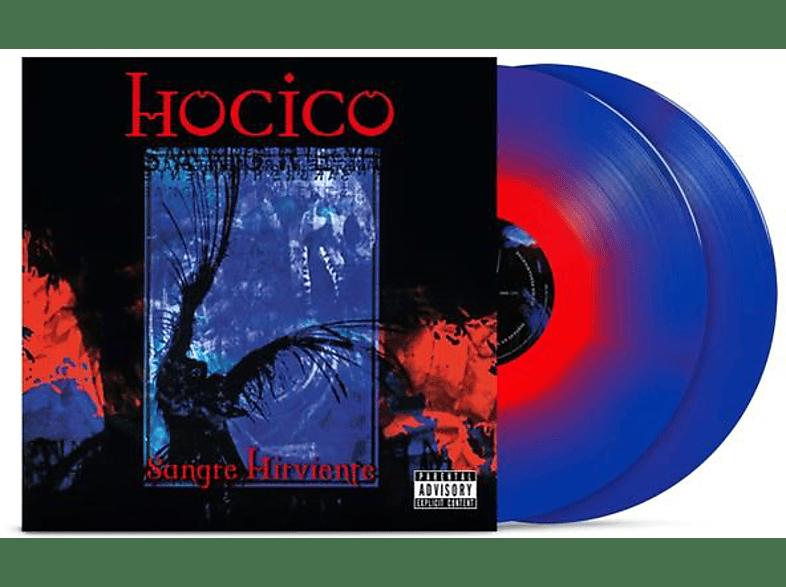 Hocico - Sangre Hirviente (Ltd.Gatefold/Colored 2LP) [Vinyl]