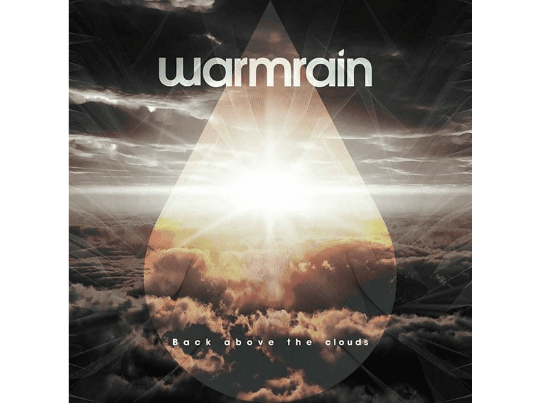 Warmrain - Back Above The Clouds [CD]