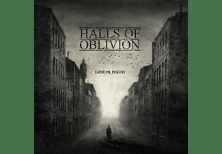 Halls Of Oblivion - Endtime Poetry  - (CD)