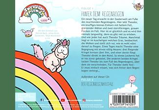 Theodor & Friends - Hinter dem Regenbogen(1)-Hörspiel  - (CD)