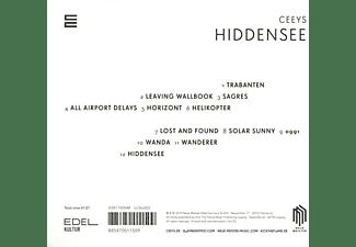 CEEYS: SEBASTIAN SELKE/DANIEL SELKE - Hiddensee  - (CD)
