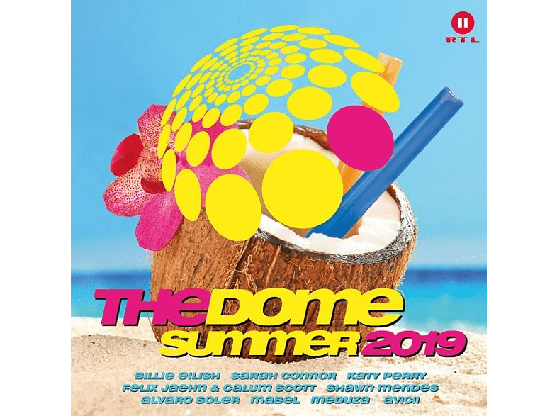 VARIOUS - The Dome Summer 2019 [CD]