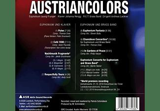 Georg Pranger, VARIOUS - AUSTRIANCOLORS  - (CD)
