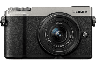 PANASONIC Appareil photo hybride Lumix DC-GX9K Premium Kit Noir (DC-GX9K PREMIUM)