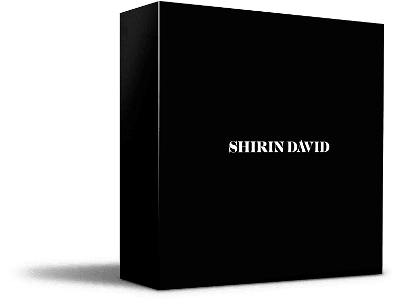 Shirin David - SUPERSIZE (Limited Deluxe Box) [CD]