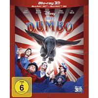Dumbo (Live-Action) [3D Blu-ray (+2D)]