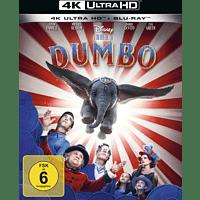 Dumbo (Live-Action) [4K Ultra HD Blu-ray + Blu-ray]