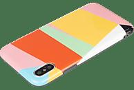 TUCANO Shake , Backcover, Apple, iPhone X, iPhone XS, Thermoplastisches Polyurethan, Thermoplastische Elastomere, Pink