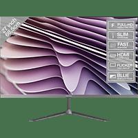 PEAQ PMO Slim S270 27 Zoll Full-HD Monitor (5 ms Reaktionszeit, 60 Hz)