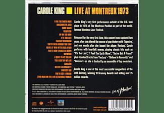 Carole King - Live At Montreux 1973  - (CD)