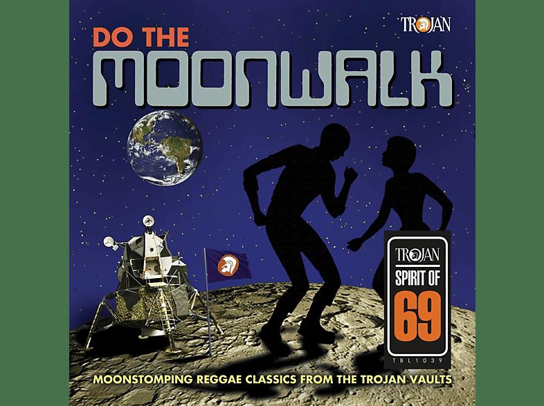 VARIOUS - Do the Moonwalk [CD]