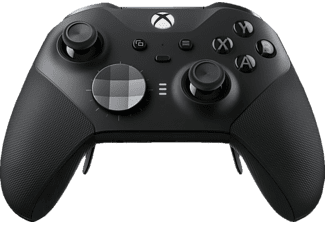 MICROSOFT Xbox Elite Wireless Controller Series 2, schwarz