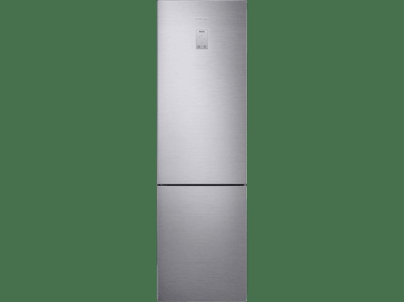 SAMSUNG RL37J542VSS/EG  Kühlgefrierkombination (A+++, 183 kWh/Jahr, 2010 mm hoch, Edelstahl)