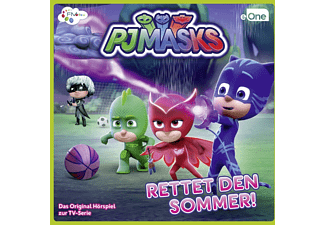 Pj Masks - Rettet Den Sommer-Das CD Hörspiel  - (CD)