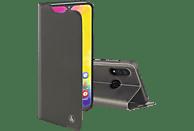HAMA Slim Pro, Bookcover, Samsung, Galaxy M20, Grau