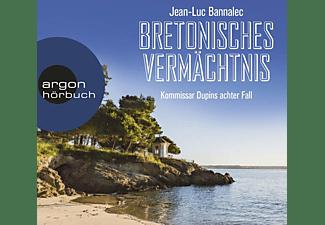 Gerd Wameling - Bretonisches Vermächtnis.Kommissar Dupins 8.Fall  - (CD)