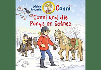 Conni - 60: Conni Und Die Ponys Im Schnee  - (CD)