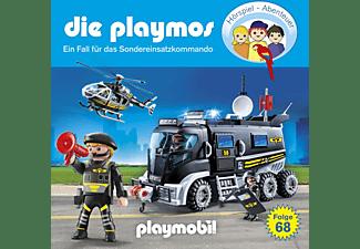 Die Playmos - 068 - SONDEREINSATZKOMMANDO  - (CD)