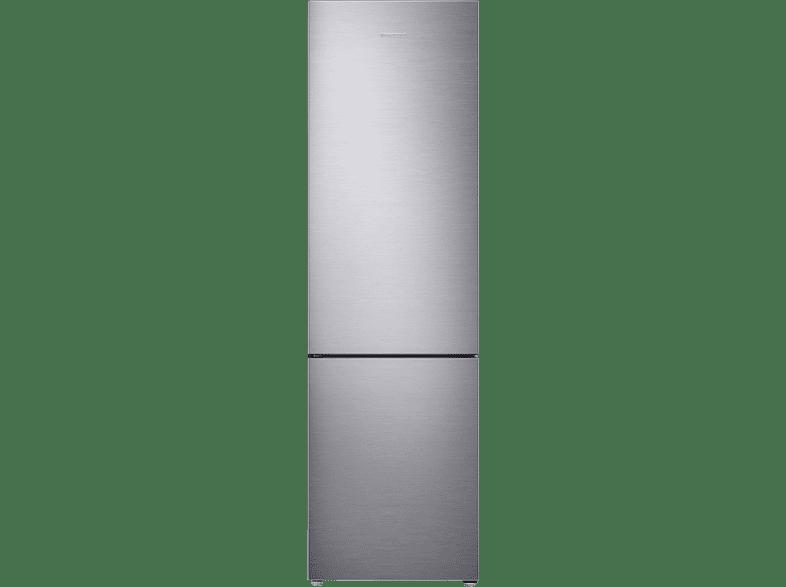 SAMSUNG RL37J506VSS/EG  Kühlgefrierkombination (A+++, 183 kWh/Jahr, 2010 mm hoch, Edelstahl)