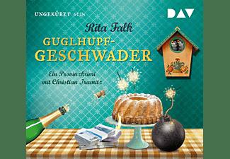 Rita Falk - GUGLHUPFGESCHWADER-DER ZEHNTE FALL FÜR DEN EBERHO  - (CD)