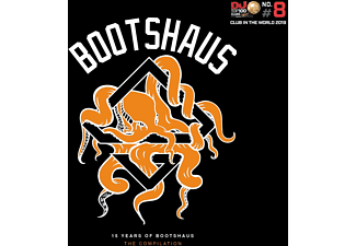 VARIOUS - Bootshaus:15 Years Of Bootshaus-The Compilation  - (CD)