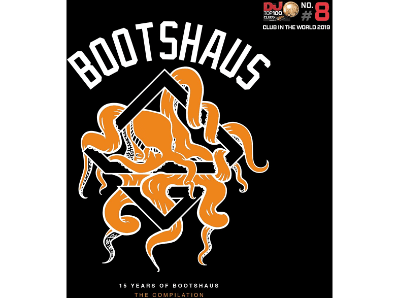 VARIOUS - Bootshaus:15 Years Of Bootshaus-The Compilation [CD]