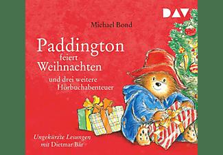 Michael Bond - PADDINGTON FEIERT WEIHNACHTEN UND DREI WEITERE HÖR  - (CD)