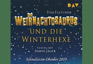 Tom Fletcher - 002 - DER WEIHNACHTOSAURUS UND DIE WINTERHEXE  - (CD)