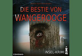 Insel-krimi - Insel-Krimi 06-Die Bestie Von Wangerooge  - (CD)