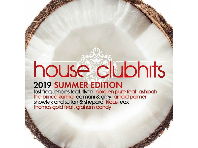 VARIOUS - House Clubhits Summer Edition 2019 [CD]