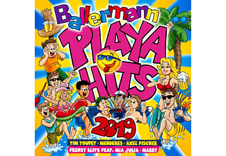 VARIOUS - Ballermann Playa Hits 2019  - (CD)