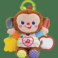 VTECH Babyäffchen Spielfigur, Mehrfarbig