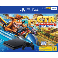SONY Playstation 4 500 GB + Crash Team Racing Nitro-Fueled Bundle