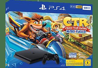 SONY Playstation 4 500 GB + Crash Team Racing Nitro-Fueled Bundle