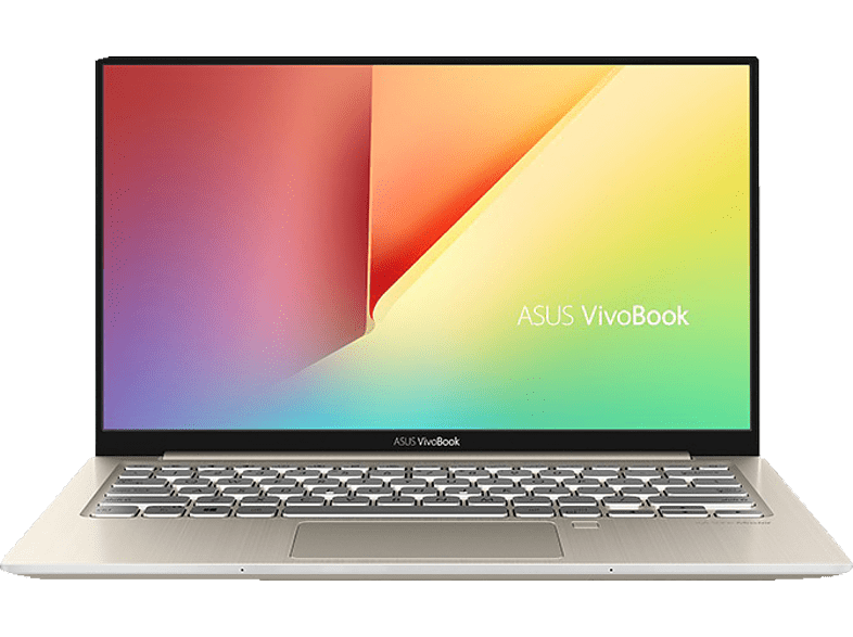 ASUS VivoBook S13 (S330FA-EY009T), Notebook mit 13.3 Zoll Display, Core™ i5 Prozessor, 8 GB RAM, 256 GB SSD, Intel® UHD-Grafik 620, Gold