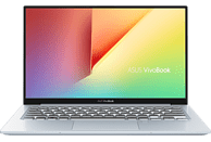 ASUS VivoBook S13 (S330FA-EY038T), Notebook mit 13.3 Zoll Display, Core™ i7 Prozessor, 8 GB RAM, 512 GB SSD, Intel® UHD-Grafik 620, Silber