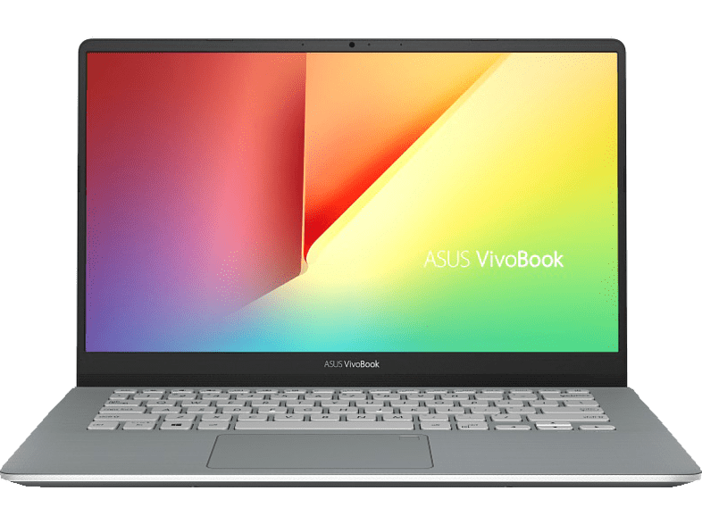 ASUS VivoBook S14 (S430FN-EB223T), Notebook mit 14 Zoll Display, Core™ i7 Prozessor, 8 GB RAM, 512 GB SSD, GeForce® MX150, Gun Metal