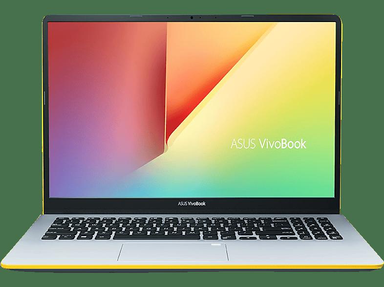 ASUS VivoBook S15 (S530FA-BQ005T), Notebook mit 15.6 Zoll Display, Core™ i5 Prozessor, 8 GB RAM, 256 GB SSD, Intel® UHD-Grafik 620, Silver Blue