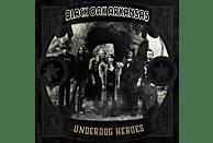 Black Oak Arkansas - Underdog Heroes (lim.goldfarbenes Vinyl) [Vinyl]
