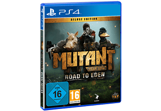 Mutant Year Zero: Road to Eden (Deluxe Edition) - [PlayStation 4]