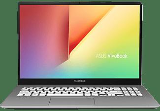 ASUS VivoBook S15 (S530FN-BQ023T), Notebook mit 15,6 Zoll Display, Core™ i7 Prozessor, 8 GB RAM, 256 GB SSD, 1 TB HDD, GeForce® MX150, Gun Metal